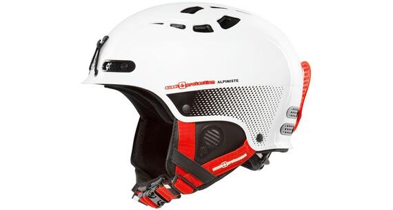 Sweet Protection Igniter Alpiniste Helmet Gloss White